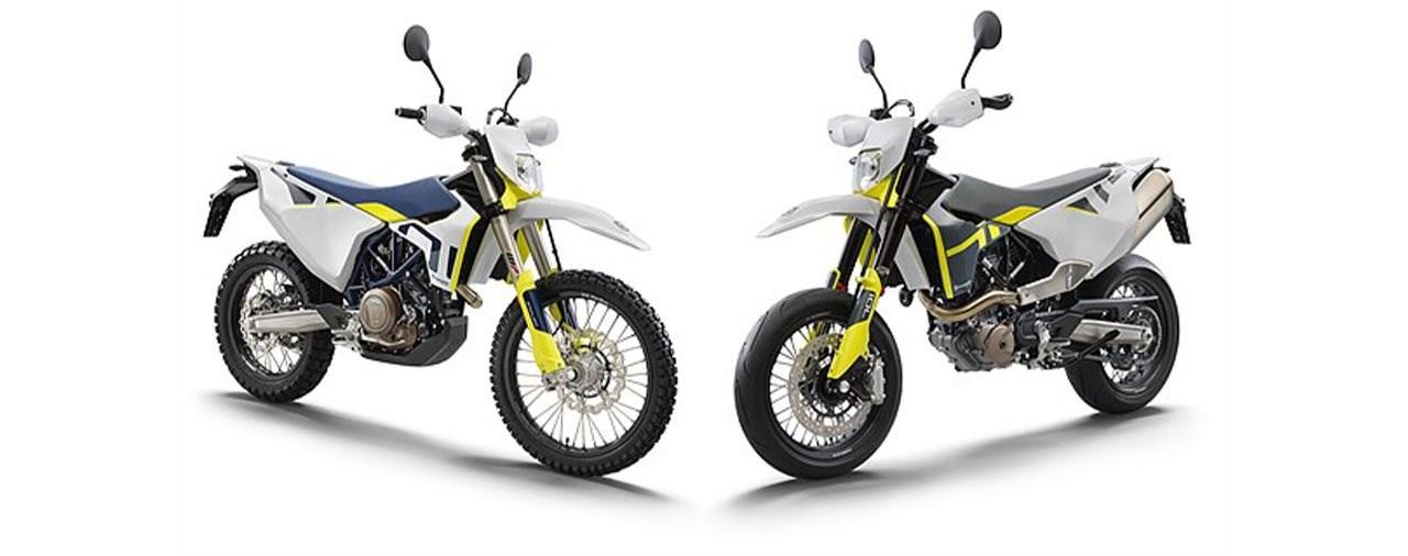 2021 Husqvarna 701 Enduro & 701 Supermoto vorgestellt