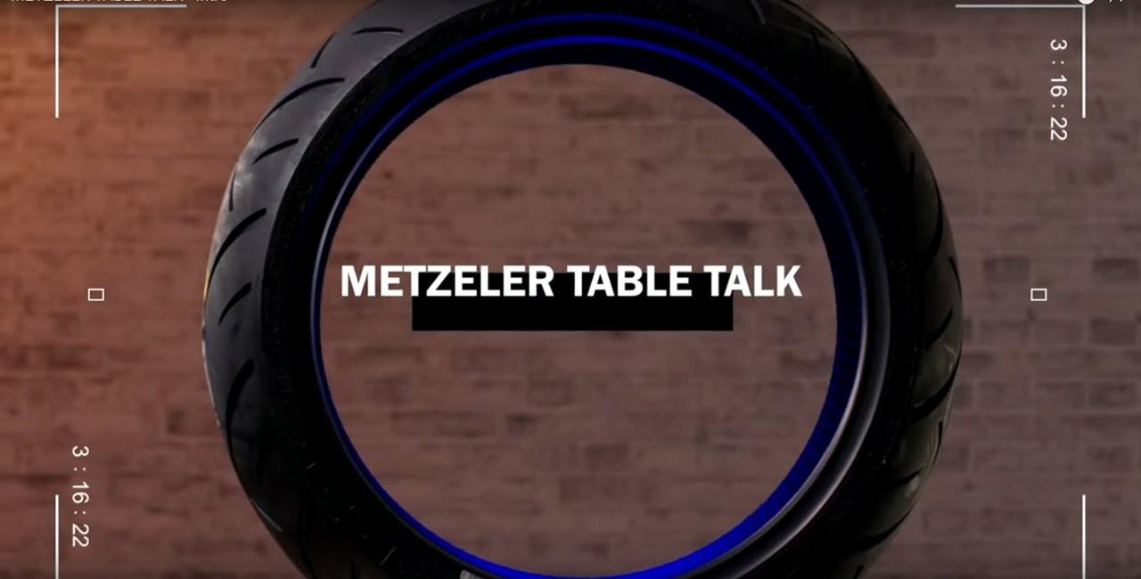 Metzeler Table Talk geht online
