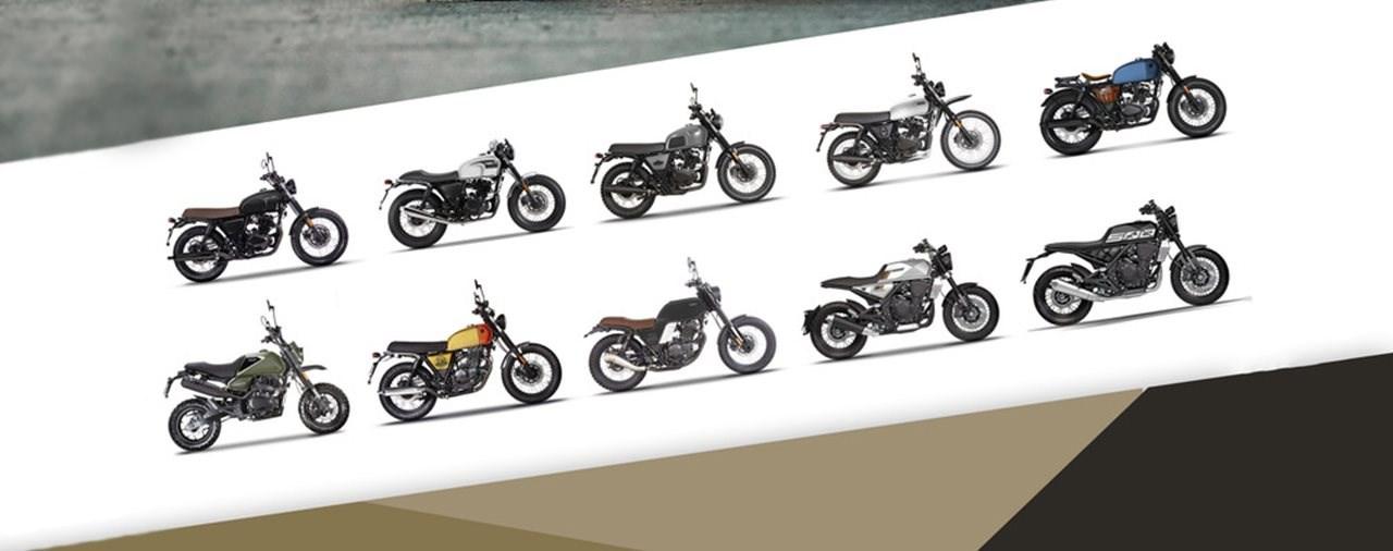 Brixton startet mit 11 Motorrädern in die Saison 2021