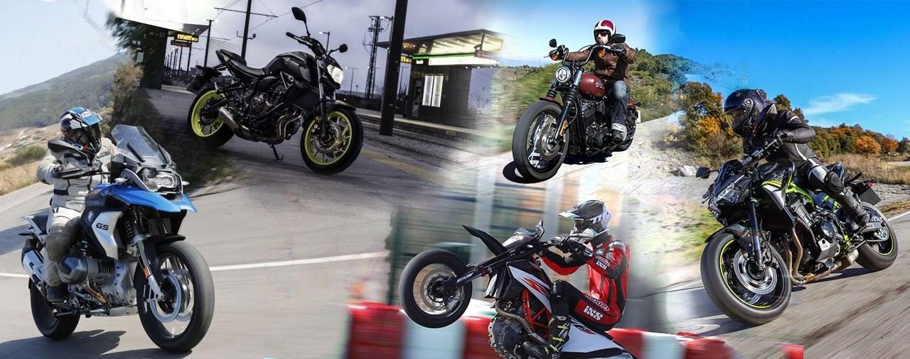 Bist du der typische Motorradfahrer für dein Alter?