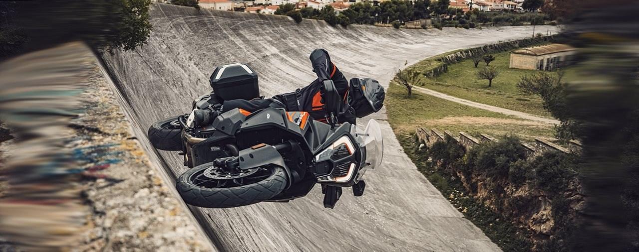 Mitas Terra Force-R auf KTM 1290 Super Adventure S 2021