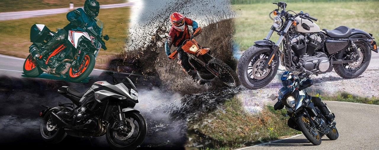 Diese Schnäppchen warten heuer beim Motorrad-Händler auf Dich!