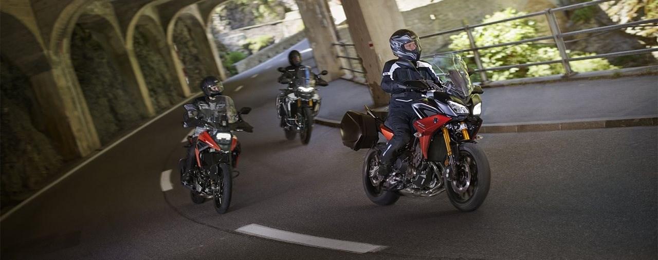 Für jedes Wetter gerüstet - iXS Tour Traveller-ST Motorrad-Jacke