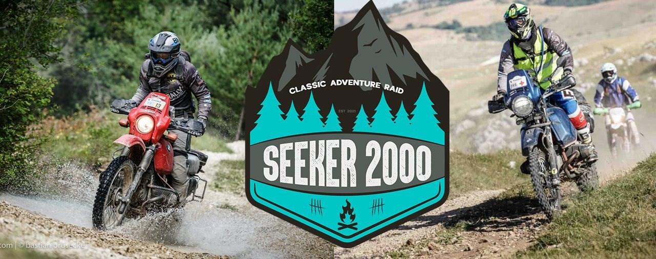 Seeker 2000 Rallye 2021