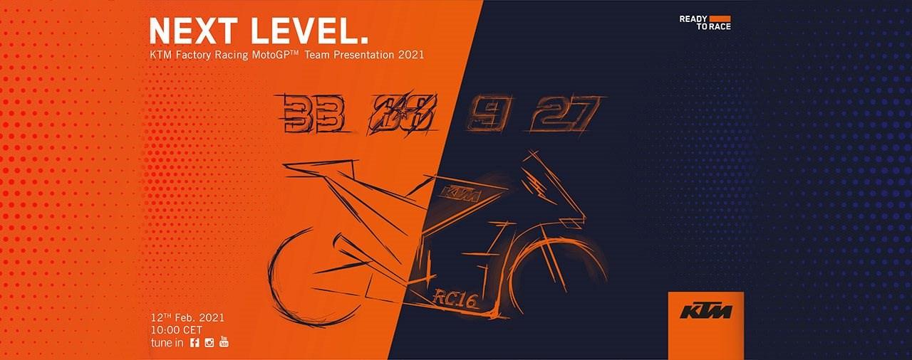 Coming Soon: Die KTM MotoGP Teams 2021