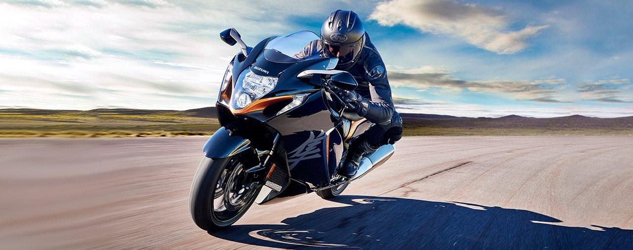Suzuki Hayabusa 2021 - Die 299 km/h Legende ist zurück!