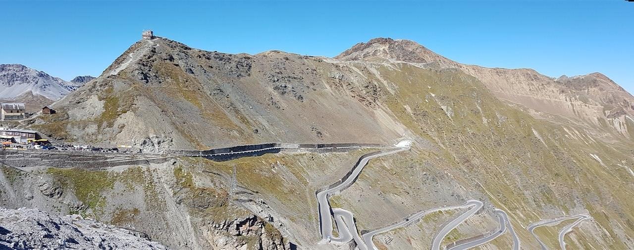 4 Amerikaner ganz allein auf Alpentour - Edelweiss Bike Travel