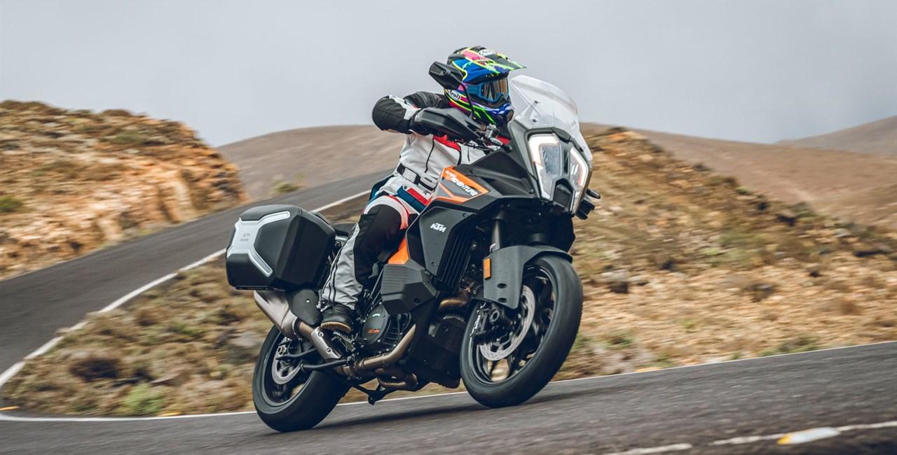 KTM 1290 Super Adventure S Test 2021