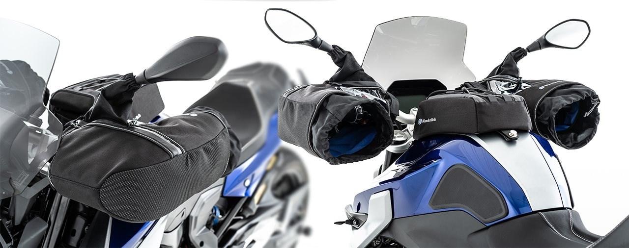 Neue Wunderlich Lenkerstulpen für Motorräder