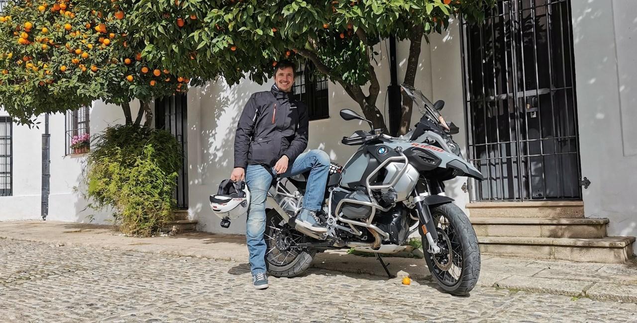 BMW R 1250 GS Adventure Test