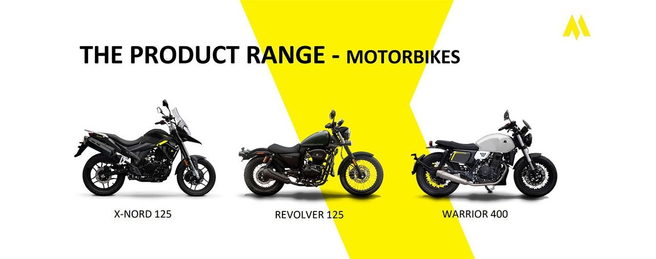 Die neue Motorrad-Marke aus Österreich: Motron