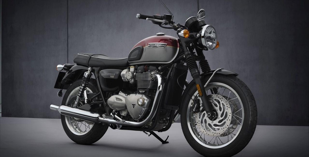 Triumph Bonneville T120 und T120 Black 2021 - Euro 5 Klassiker