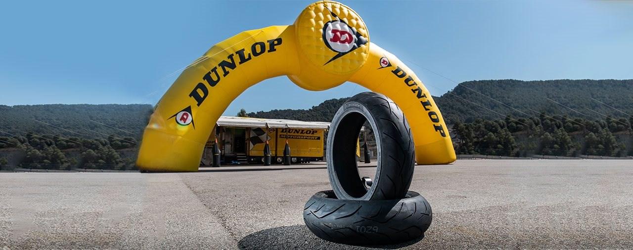 Dunlop SportSmart Mk3 jetzt auch in  160/60ZR17 erhältlich