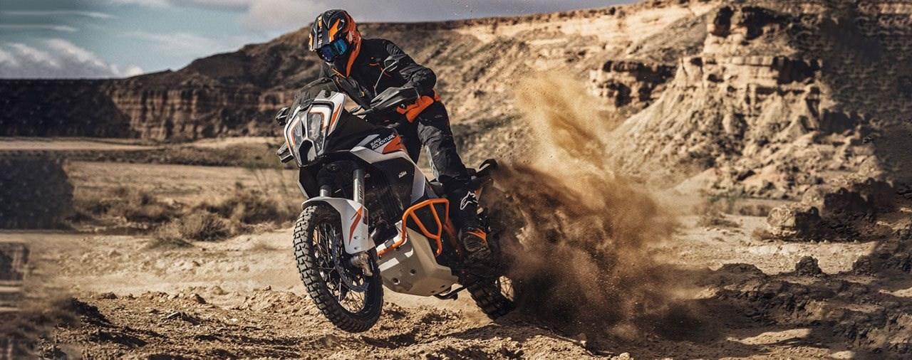 Neue KTM 1290 Super Adventure R 2021