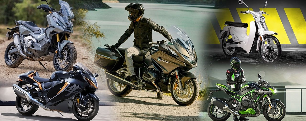 Horvaths Top 5 Motorrad Neuheiten 2021