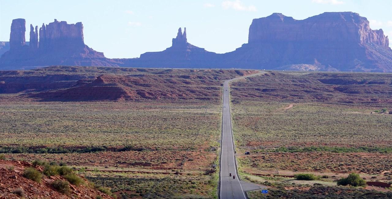 Mitten im Canyonland - Motorrad-Reise im Südwesten der USA