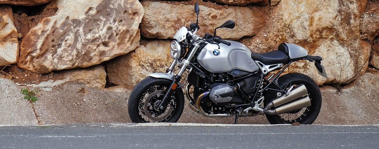 BMW R nineT Pure 2021 Test
