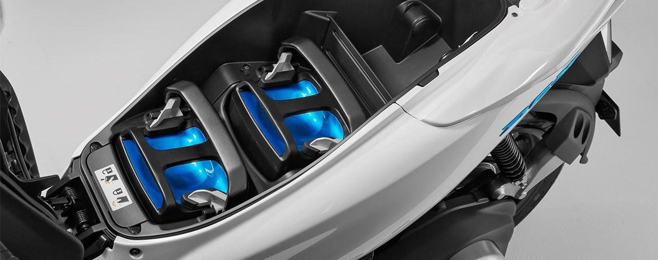Honda, KTM, Piaggio und Yamaha arbeiten an gemeinsamen Batterien