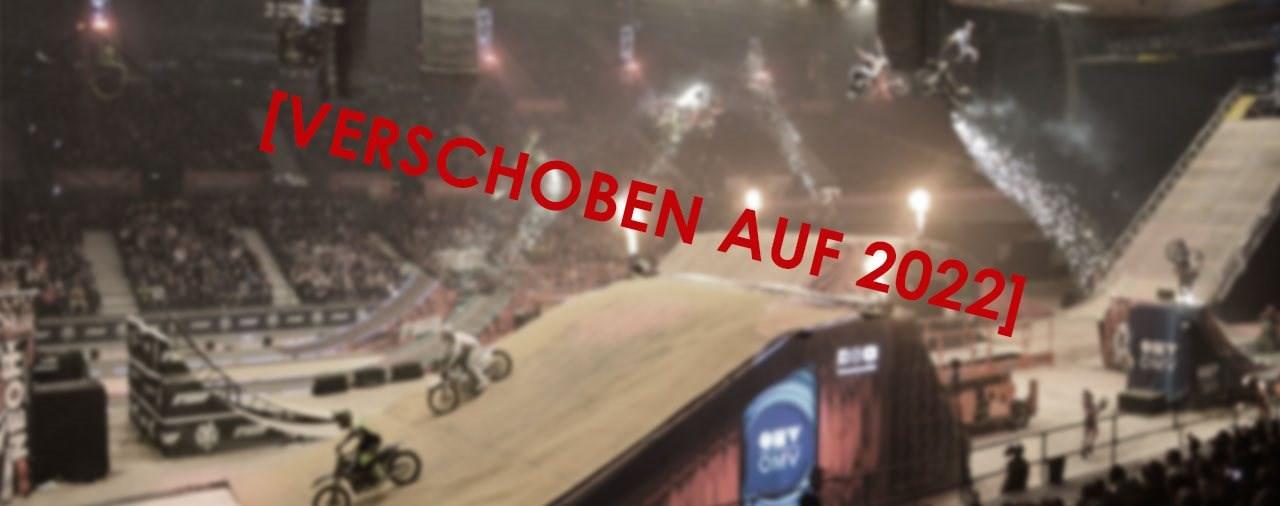 Masters of Dirt Tour 2021 auf 2022 verschoben