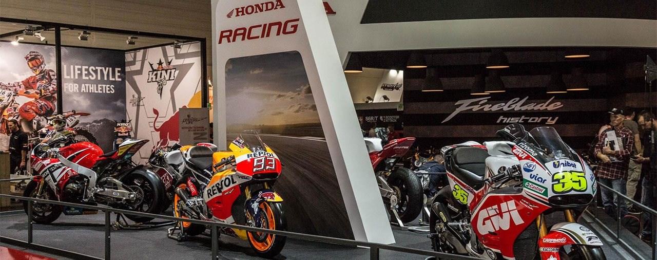 Honda nimmt an der EICMA 2021 teil