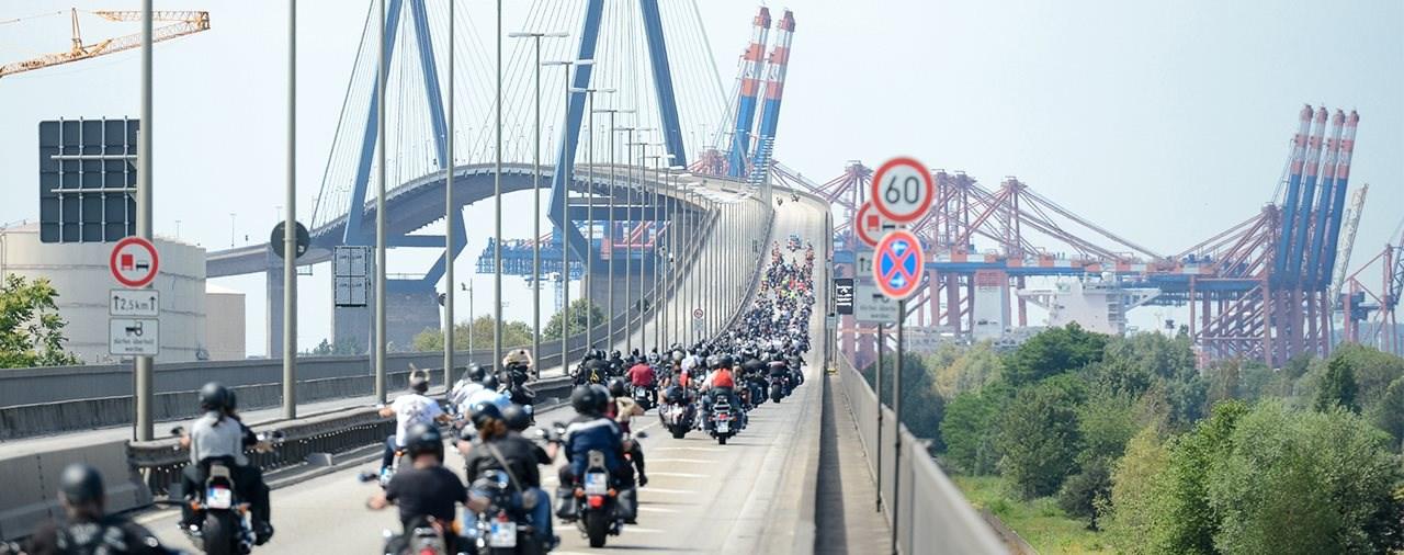 Hamburger Harley-Days 2021 kurz verschoben!
