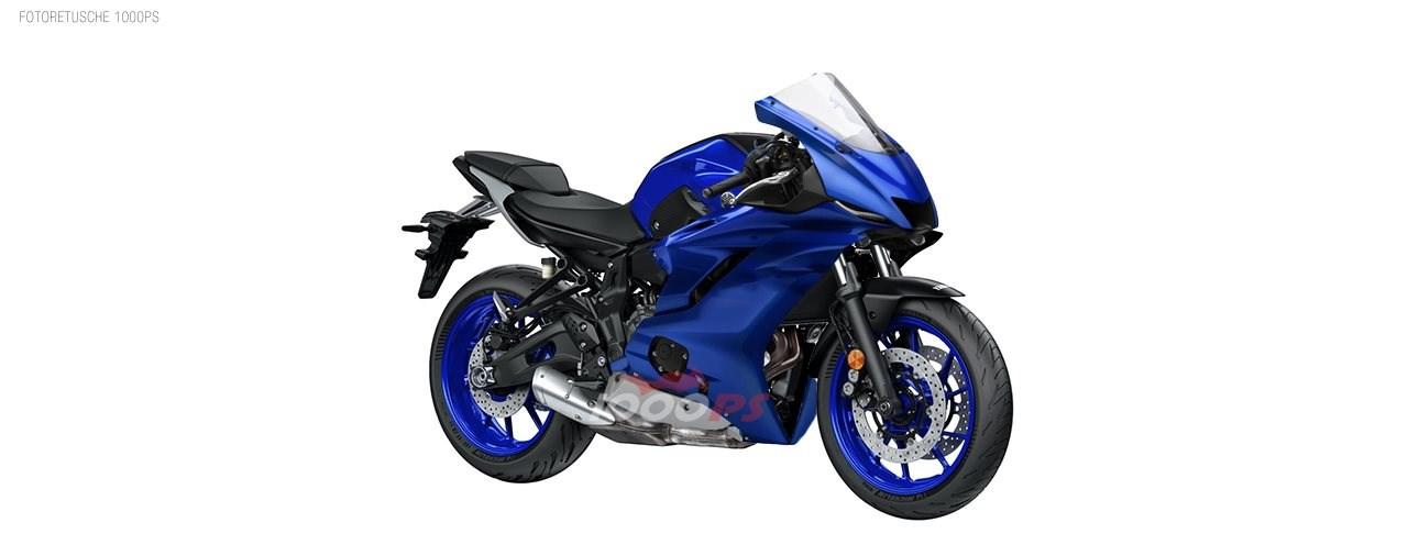 Neue Yamaha YZF-R7 bestätigt! Schon 2022?