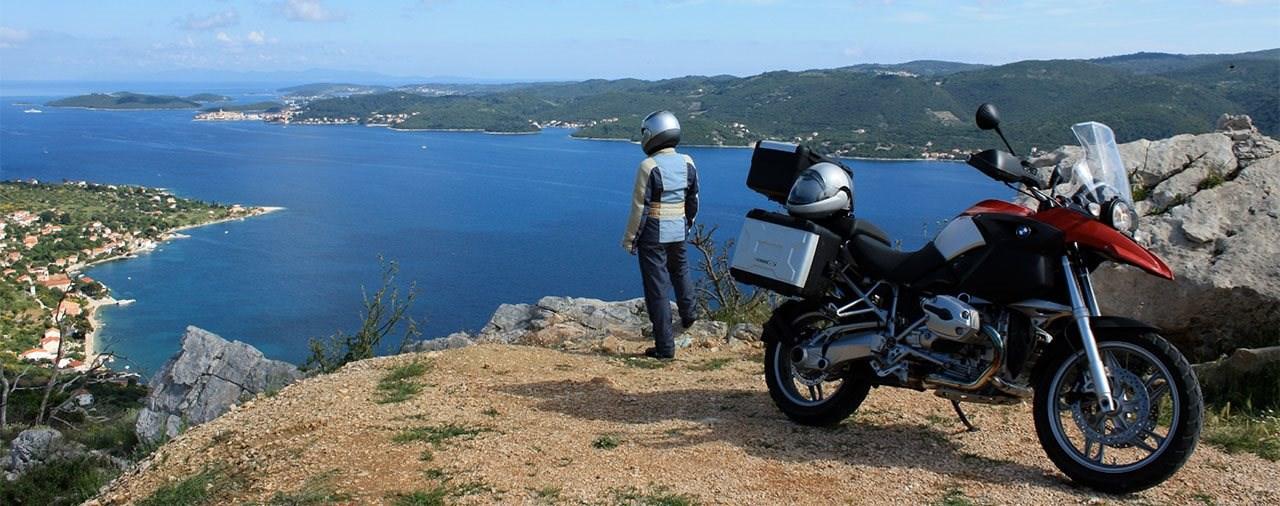 Von Istrien bis Dubrovnik - Motorrad-Reise nach Kroatien