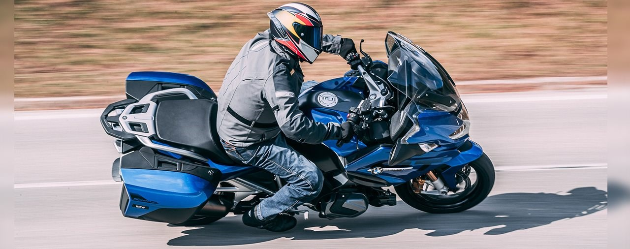 BMW R 1250 RT Test 2021