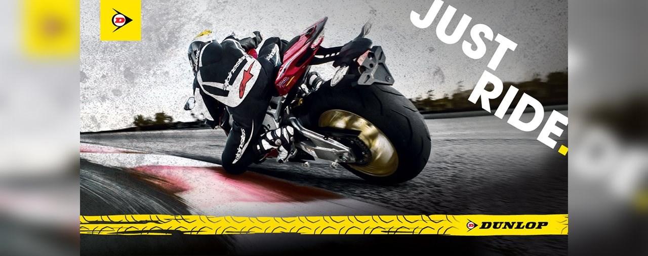 Dunlop Motorrad präsentiert neuen Markenauftritt