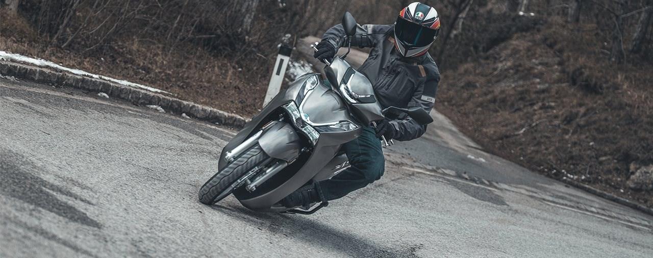 Honda SH350i Test 2021