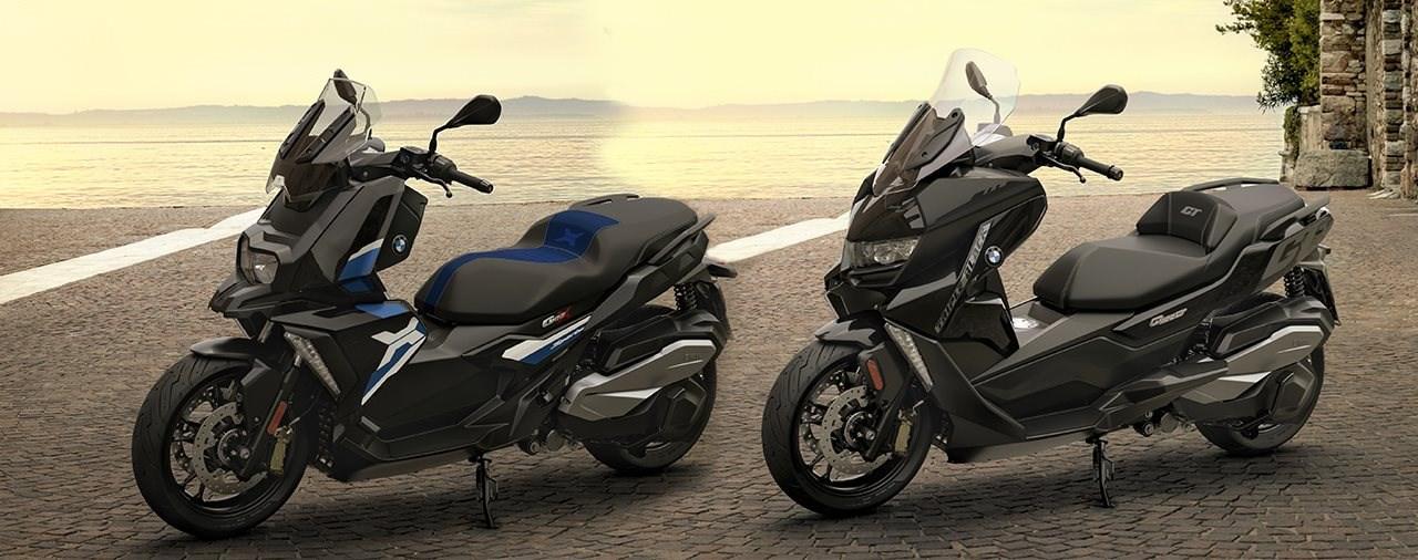 Neuer BMW C 400 X und C 400 GT 2021