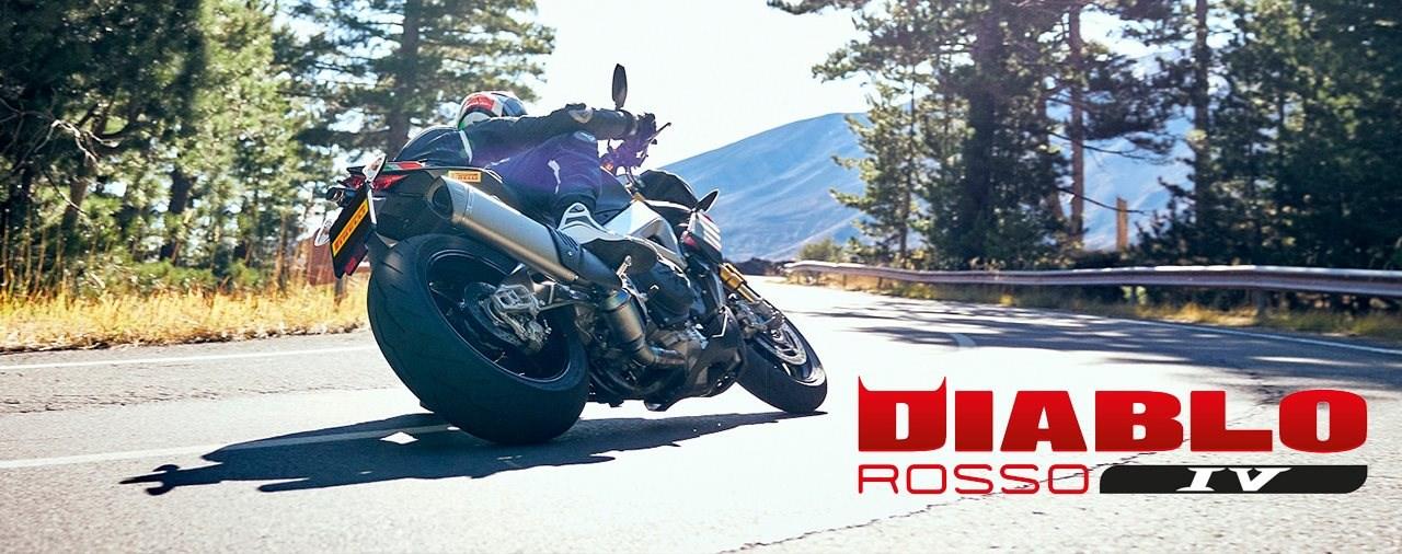 Der neue Pirelli Diablo Rosso IV mit über 500 Freigaben