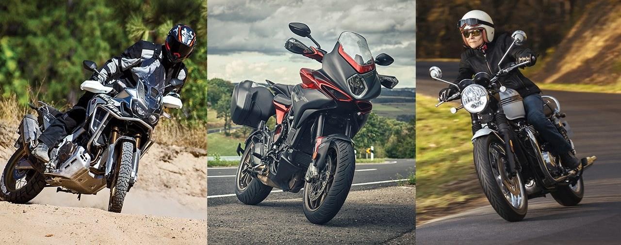Motorradreifen Special 2021 – Neuheiten, Beratung, Tipps