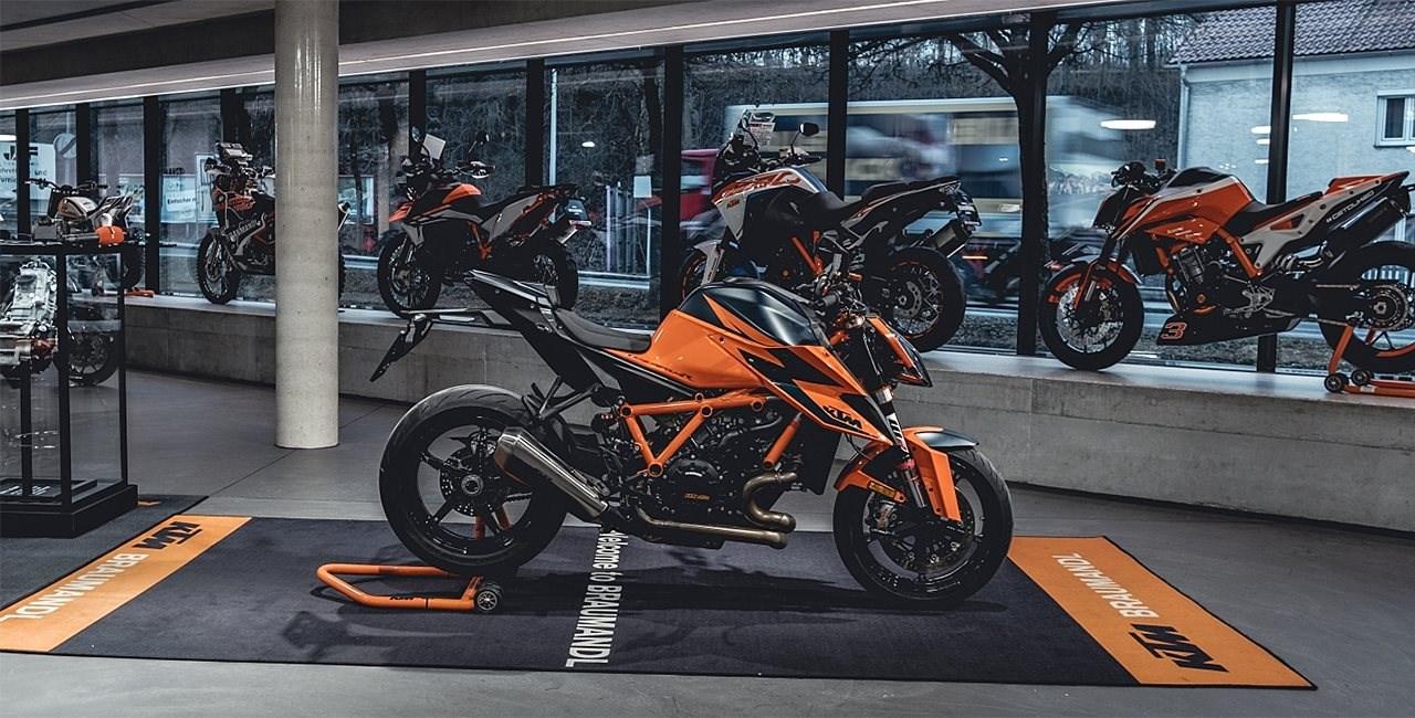 WP Apex Pro Fahrwerk für unser KTM 1290 Super Duke R TuneUp 2021