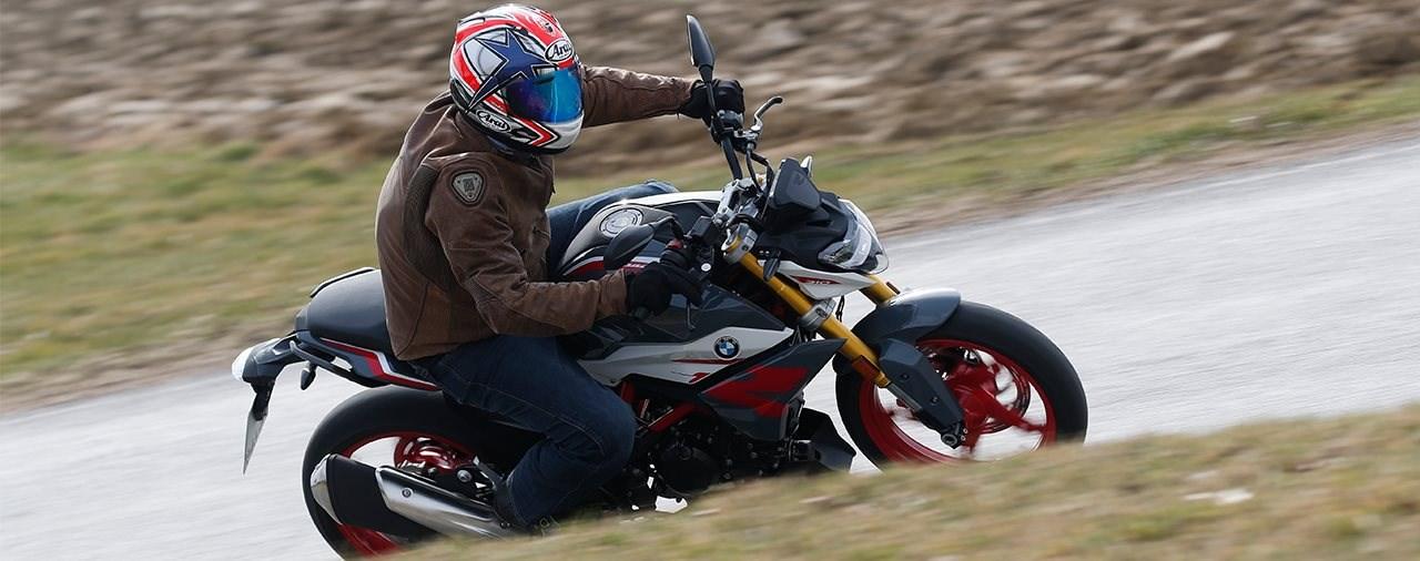 BMW G 310 R Test 2021