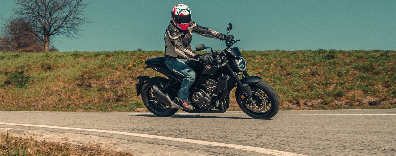 Honda CB1000R Black Edition Test