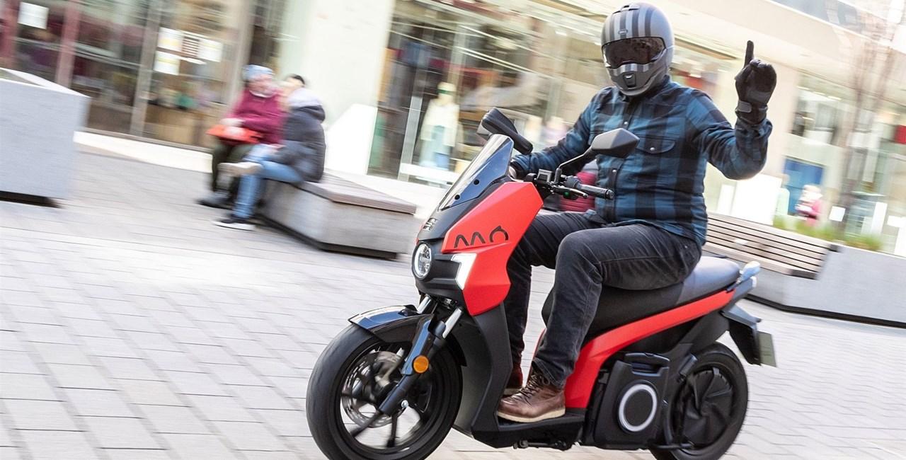 Seat MO eScooter 125 2021 - Autohersteller bringt E-Roller