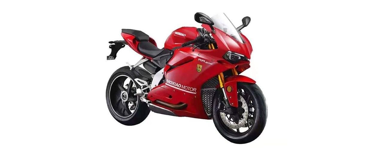 Unglaublicher Ducati Panigale 959 China-Nachbau!
