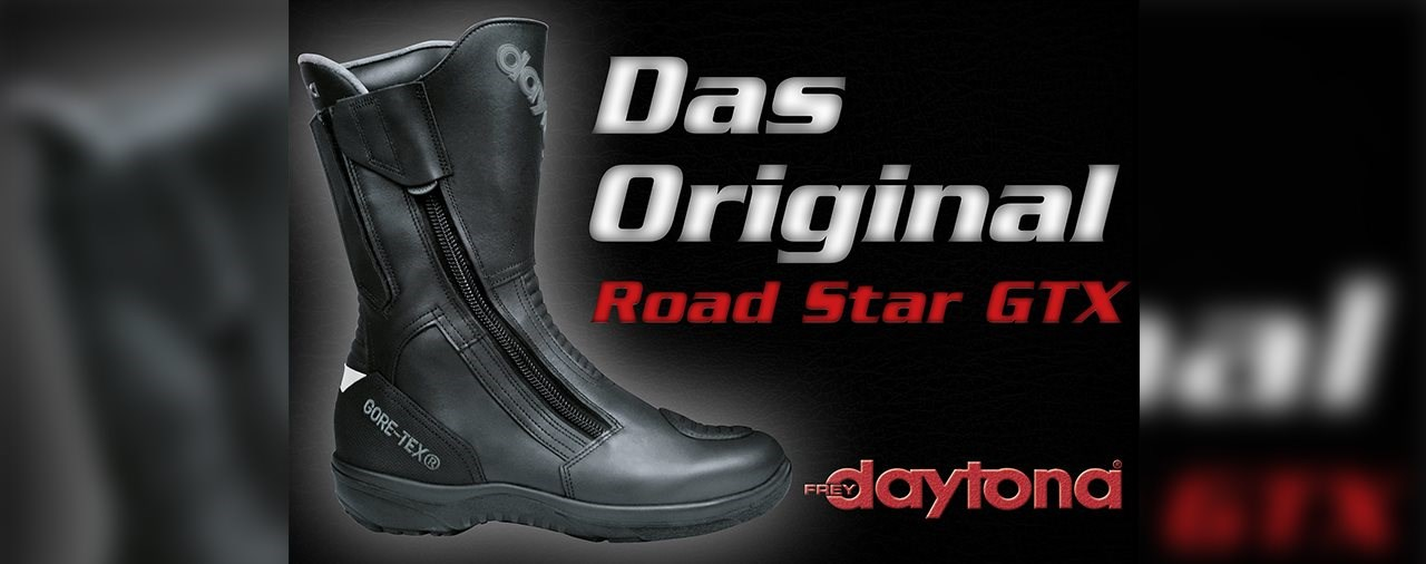 Der original Road Star GTX.