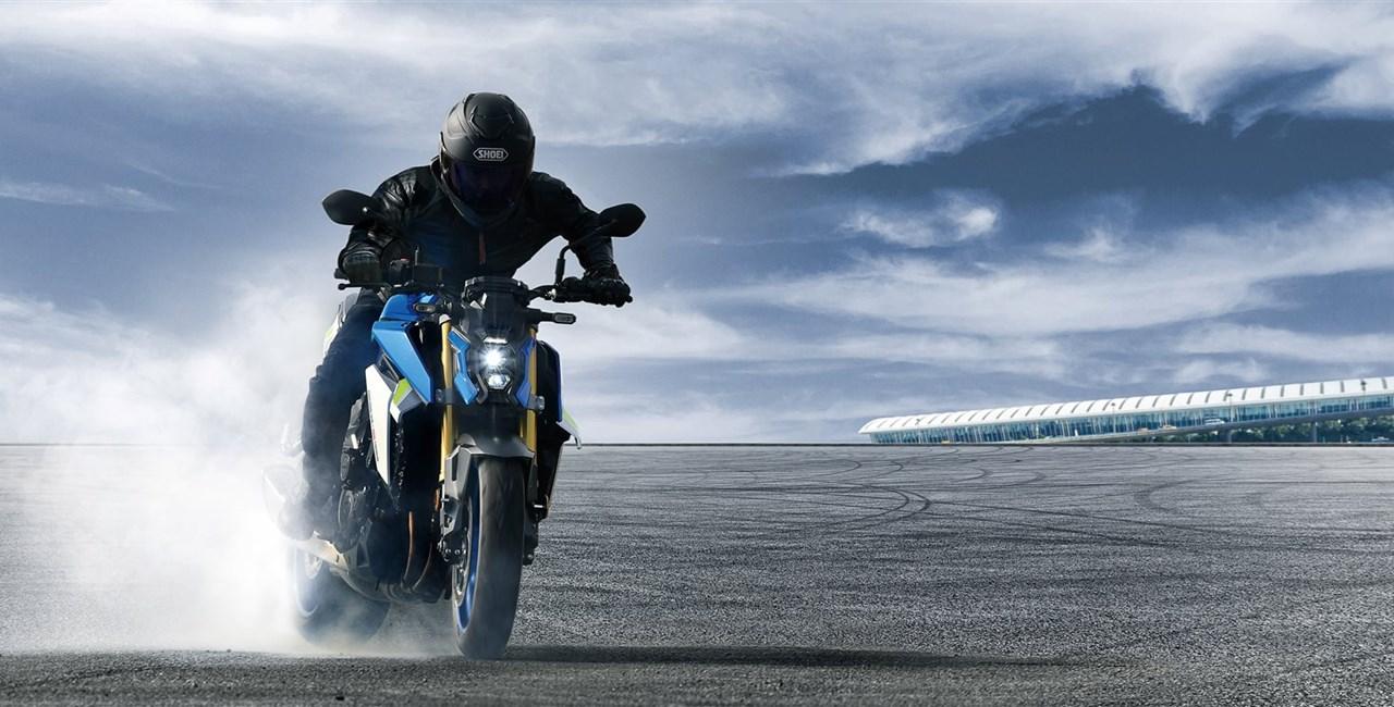 Neue Suzuki GSX-S 1000 für 2021 präsentiert