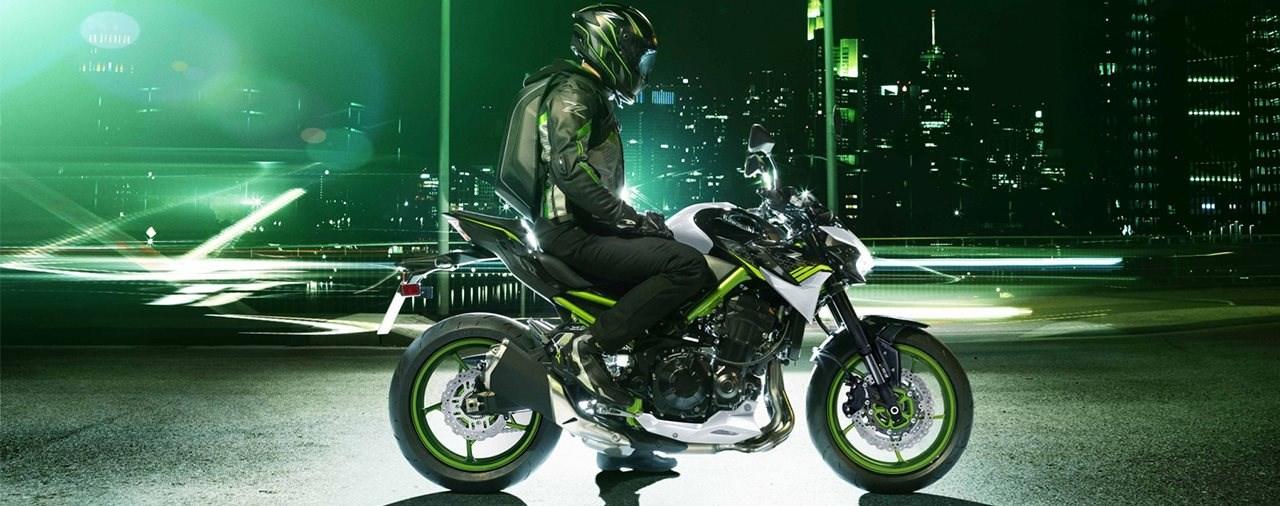 Kawasaki 35 kW Motorräder 2021 | A2-Führerschein & A beschränkt