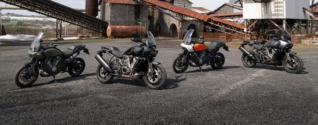 Harley-Davidson Pan America 1250 jetzt Probe fahren