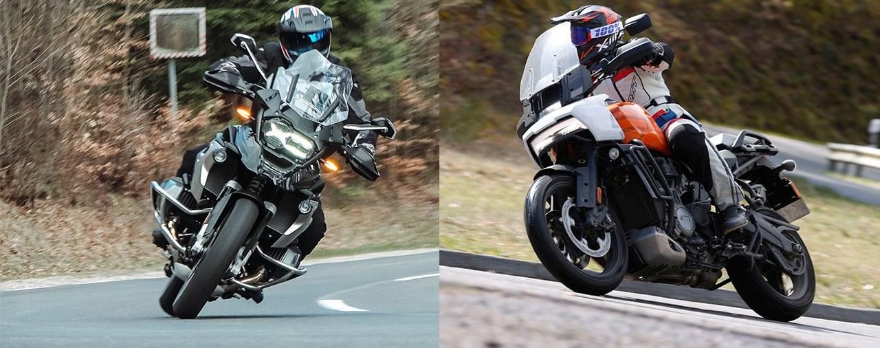 Harley-Davidson Pan America 1250 Special vs. BMW R 1250 GS 2021