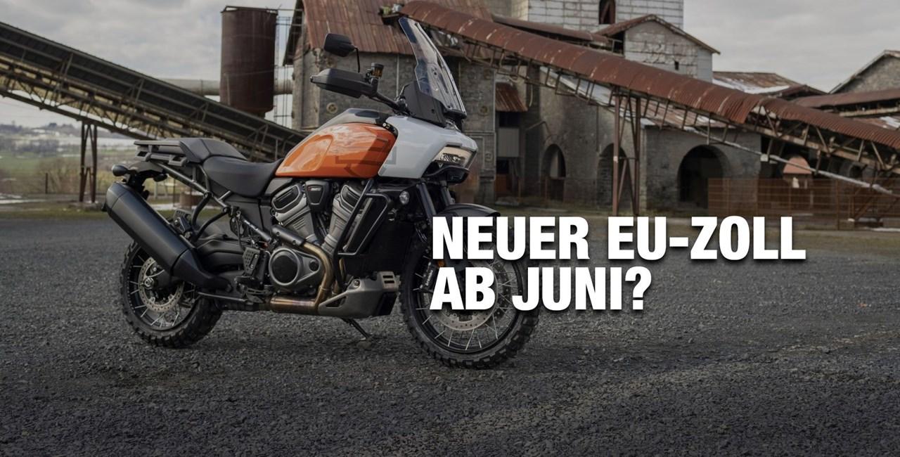 Harley-Davidson und Indian zittern - EU-Strafzölle drohen