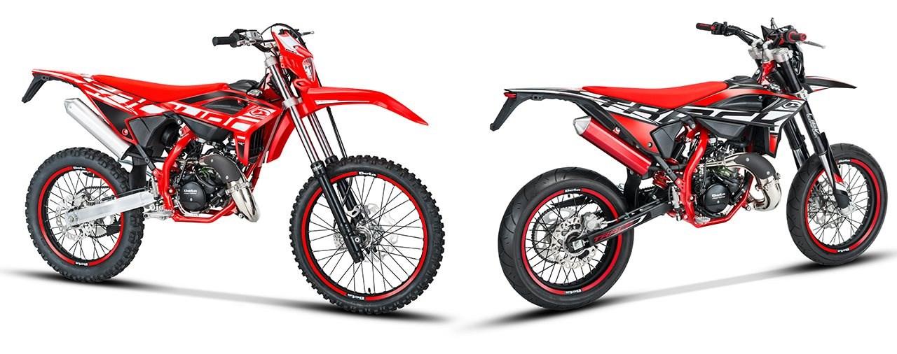 Beta RR 50 Enduro und RR 50 Motard 2021