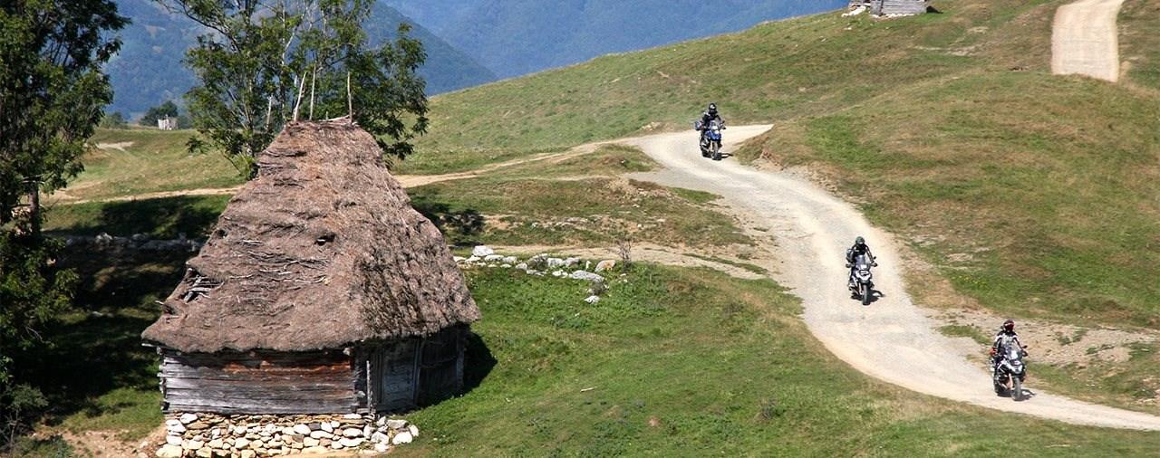 Zwischen einst und jetzt - Motorradtour durch Rumänien