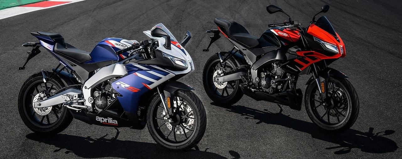 Neue Aprilia RS 125 und Tuono 125 2021