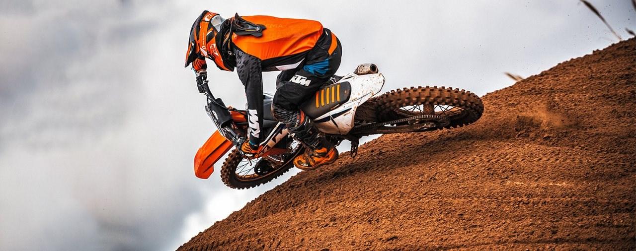 KTM SX 2022 - die neuen Motocross Modelle sind da!