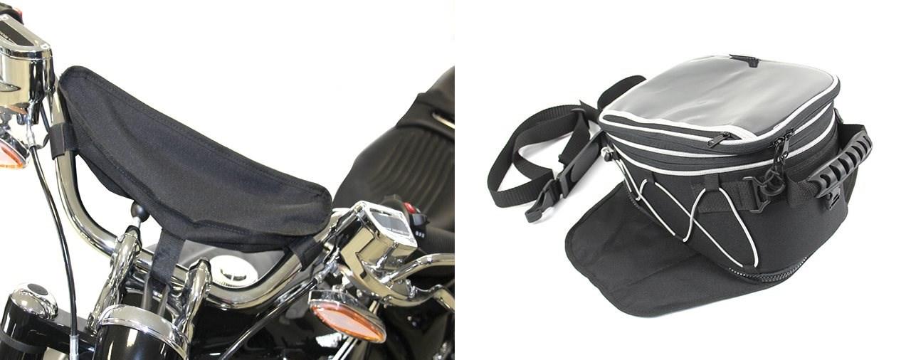 Neues Equipment von Motorradzubehör Hornig