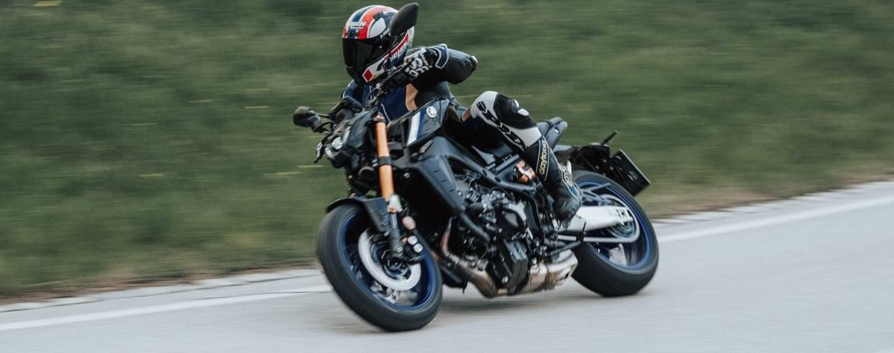 Yamaha MT-09 SP Test 2021